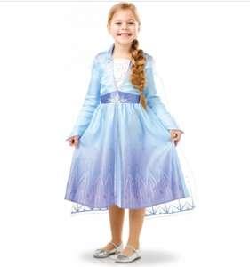 Sélection de déguisements Princesse Disney à moins de 9€ - Ex : La reine des neiges 2 - Déguisement Elsa