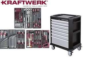 Servante d'atelier 7 tiroirs Kraftwerk 1097NG - 286 outils (maxoutil.com)