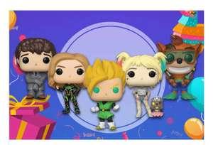 5 Figurines Pop! pour 40€