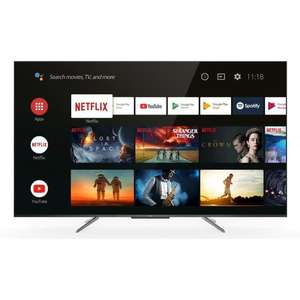 """TV QLED 55"""" TCL 55QLED800 - 4K UHD, Android TV, Dolby Vision, Son Dolby Atmos"""