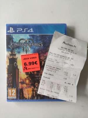 Jeu Kingdom Hearts 3 sur PS4 - Brétigny-sur-Orge (91)