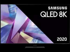 "TV 55"" Samsung QE55Q700T - 8K, QLED, Smart TV (Frontaliers Belgique)"