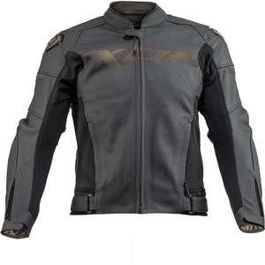 Blouson moto en cuir toutes saisons Ixon Sparrow pour Homme - Taille M