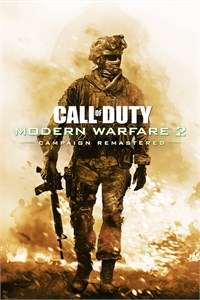 Campagne Call of Duty: Modern Warfare 2 Remastered (dématérialisé)