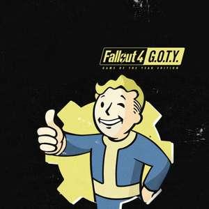 Jeu Fallout 4 GOTY sur PC (Dans une sélection de magasins)