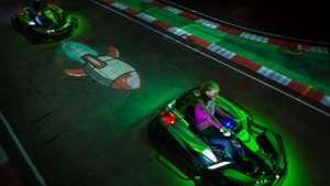 Une session de 15 Min de karting en réalité augmenté chez Battlekart (Frontaliers Belgique)