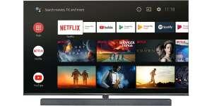"TV QLED / MiniLED 65"" TCL 65x10 - UHD 4K"
