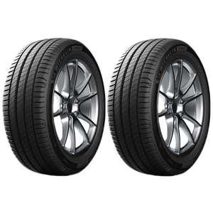 Jusqu'à 100€ offerts en Wedoogift pour l'achat de 2 ou 4 pneus Michelin + Montage - Ex : 2x Primacy 4 - 205/55 R16 91H montés + 20€ offerts