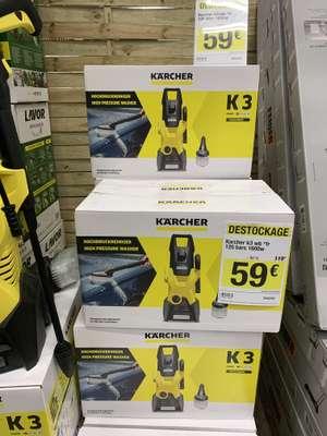 Nettoyeur haute pression Karcher K3 (120 bar, 1600 W) - Bruay la Buissière (62)