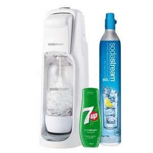 Machine à soda et eau gazeuse Sodastream Jet7up + Concentré 7Up