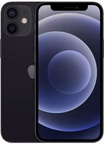 "Smartphone 5.4"" Apple Iphone 12 Mini - 64Go - noir"