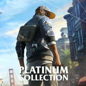 Platinum Bundle: 3 jeux PC parmi une sélection dont The Surge 2, PES 2021, Watch Dogs 2, Trine 4, Fallout New Vegas... (Dématérialisés)