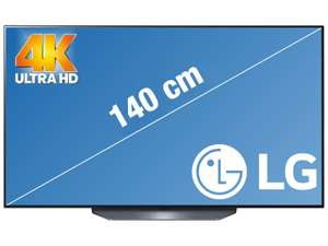 "TV modèle 2021 - 55"" LG OLED55B19LA - 4K UHD, LED, Smart TV (frontaliers Suisse)"