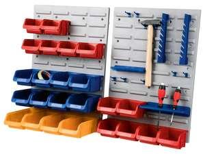 Set de rangement outils Parkside - 75 pièces