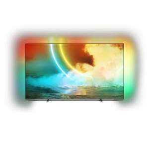 """TV 65"""" Philips 65OLED705 - OLED, 4K UHD, 100 Hz, HDR 10+, Dolby Vision, Android TV, Ambilight"""