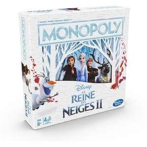 Jeu de société Hasbro Monopoly Reine des Neiges 2