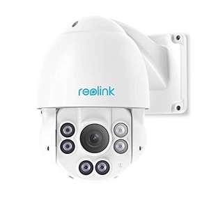 Camera de surveillance extérieure Reolink RLC-423-5MP - PoE, Pan/Tilt, 4X Zoom, Détection Mouvement, IP66, Vision Nocturne (Vendeur tiers)