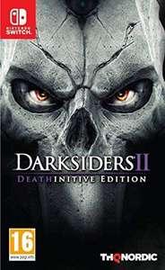 Darksiders II Deathinitive Edition sur Nintendo Switch