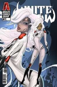 Comic White Widow #1 - Limited Comix Exclusive - OriginalComics.fr