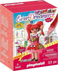 Sélection de jouets Playmobil en promotion - Ex : EverDreamerz II Comic World Starleen (70474)