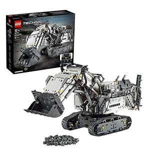Jouet Lego Technic (42100) - La pelleteuse Liebherr R 9800 (Via coupon)