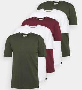 Pack de 5 T-shirts basiques Newport Bay Sailing Club
