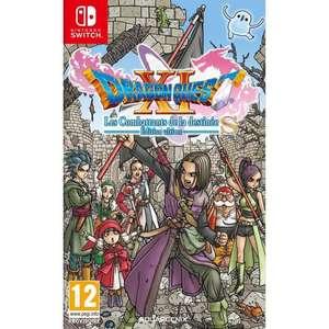 Dragon Quest XI: Les combattants de la destinée sur Switch