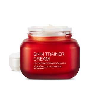 Sélection de produits en promotion - Ex : Crème visage Skin Trainer Cream