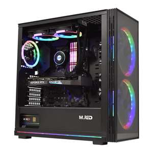 PC Fixe Gaming Grosbill BillGamer I7 10TH - i7-10700KF, RAM 32G, 1To SSD NVMe, 4To HDD, RTX 3070, Windows 10 Home