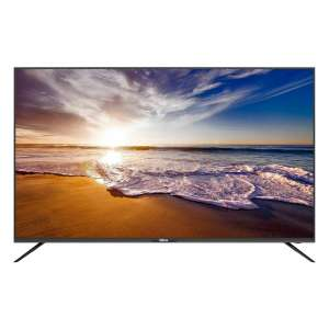 "TV 58"" Qilive Q58UA211B - DLED, UHD, Android TV (via 50€ sur la carte)"