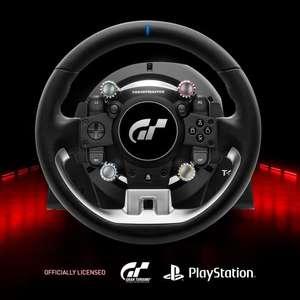 Volant Thrustmaster T-GT II + Pédalier compatible PS5, PS4 & PC (Vendeur Tiers)