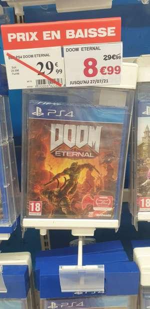 Doom Eternal sur PS4 - Olivet (45) / Velizy 2 (78)