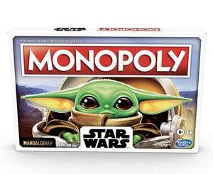 Monopoly Star Wars l'enfant The Child