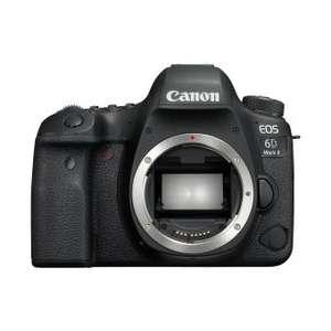 Appareil photo Reflex Canon EOS 6D Mark II + Objectif Reflex Canon EF 24-105 mm f/4 L IS II USM