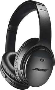 Casque audio sans-fil Bose QuietComfort 35 II Wireless - noir (vendeur tiers)