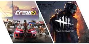[Stadia Pro] Sélection de jeux en promotion sur Stadia - Ex : Dead By Daylight à 11€ ou The Crew 2 à 10€ (Dématérialisé)