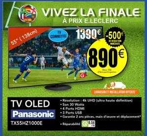 """TV OLED 55"""" Panasonic TX55HZ1000E - UHD 4K, HDR, Smart TV - Gouesnou (29)"""