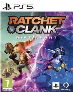 Ratchet & Clank Rift Apart sur PS5