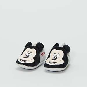 Chaussons bébé Mickey ou Minnie
