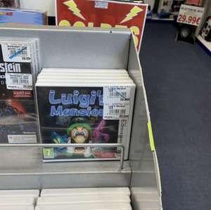 Sélection de jeux en promotion - Ex: Luigi's Mansion sur Nintendo 3DS - Hauconcourt (57)