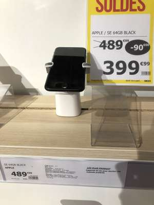 "Smartphone 4.7"" Apple iPhone SE (64Go) - Gennevilliers (92)"