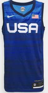 Maillot de Basket USA JO de Tokyo Nike Performance - Taille M