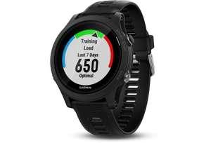 Montre GPS Forerunner 935 et Bracelet QuickFit Cuir 22 mm