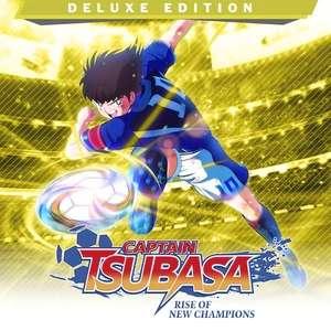 Jeu Captain Tsubasa: Rise of New Champions Édition Deluxe sur PS4 (Dématérialisé)