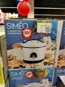 Cuiseur à riz Simeo CRM180 (Supermarché Plaisir 78)