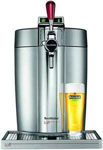 Tireuse à bière Beertender Loft Edition Silver (VB700E00) + 3 Futs de bière + 5 Tubes (Via ODR 50€)