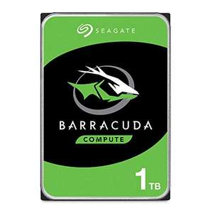 "Disque dur interne 3.5"" Seagate BarraCuda (ST1000DMZ10) - 1 To, SMR, 7200 tours/min"