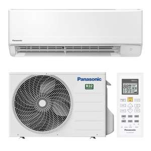 Climatiseur Panasonic FZ - 3,5 KW, 12000BTU, A++/A+ R32 (Elettronew.com)