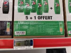 Lot de 6 bouteilles de sirop SodaStream - NICE TNL (06)
