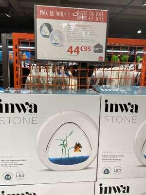 Aquarium INWA Aqua Stone 13 litres - NOA Levallois Perret (92)
